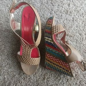 Style & Co Shoes - Wedge Sandals